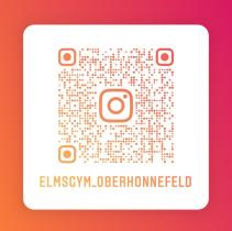 QR-Code Instagramaccount @elmsgym_oberhonnefeld